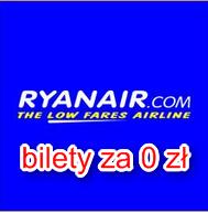 lotyzlublina.pl Ryanair bilety za 0 zł