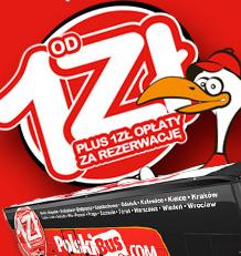 Polski Bus oferta