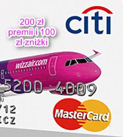 karta Citibank World MasterCard