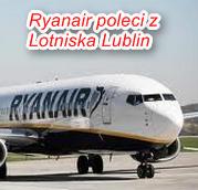 Ryanair z Lotniska Lublin