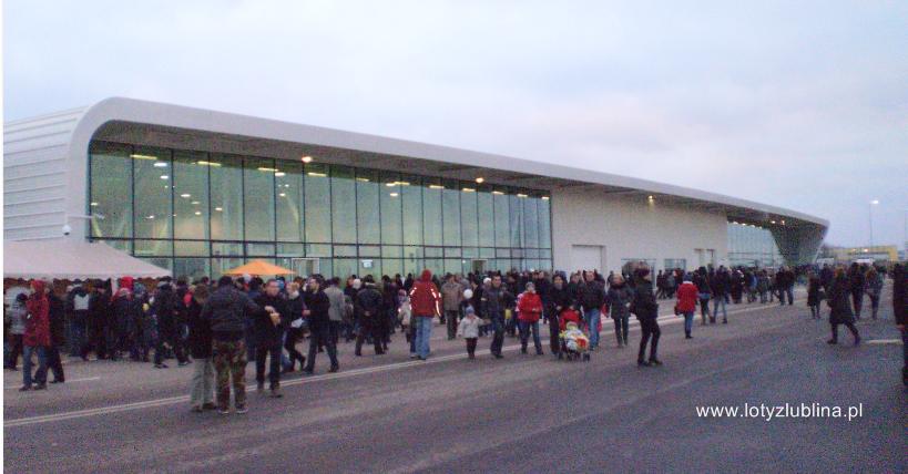 Dzień Otwarty Lotnisko Lublin