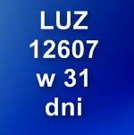 LUZ 12607 w 31 dni