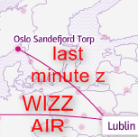 last minute z WIZZ AIR