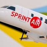 loty z Lublina do Warszawy SprintAir
