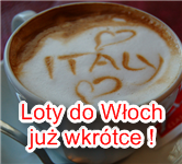 Loty z Lublina do Mediolan