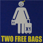 two free bags
