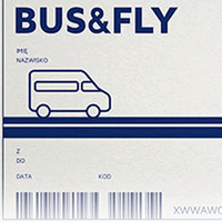 Bus Fly PLL LOT Lublin