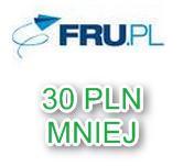fru.pl 30PLN mniej