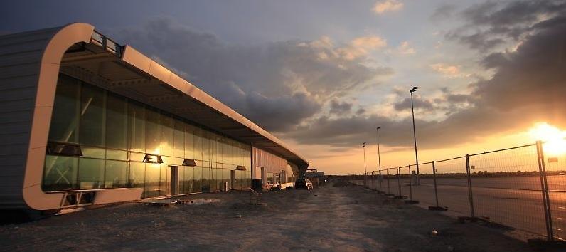 Loty ze Świdnika. fot. Mikołaj Majda, Airport Lublin