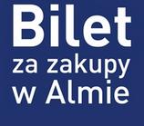 bilety za zakupy w Almie