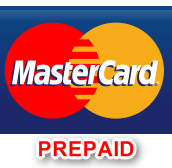 Master Card Prepaid. Tanie bilety Ryanair