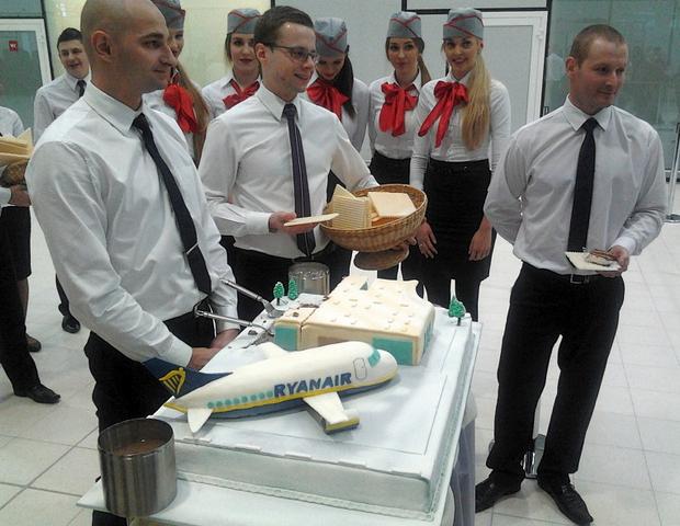 Lotnisko Lublin oficjalnie otwarte