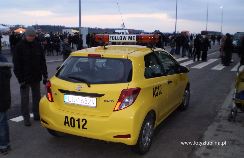 Lublin Airport Open Day Follow Me