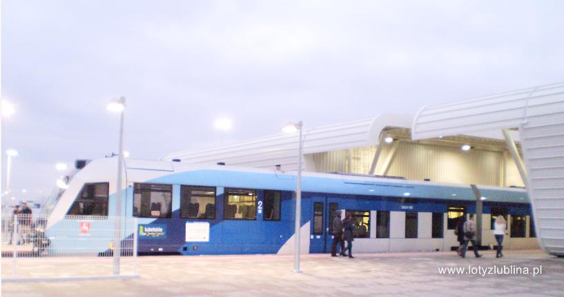Szynobus Airport Lublin