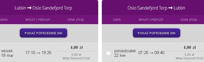 Wizz Air oferta walentynkowa