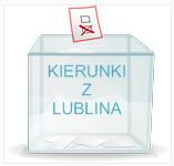 Kierunki z Lublina