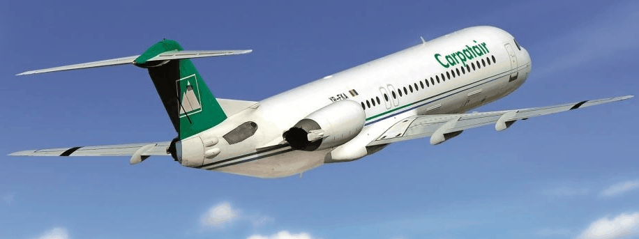 carpatair z Lublina do Rzymu