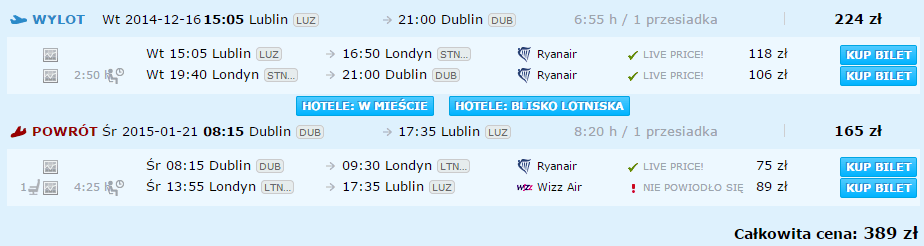 Dublin z Lublina