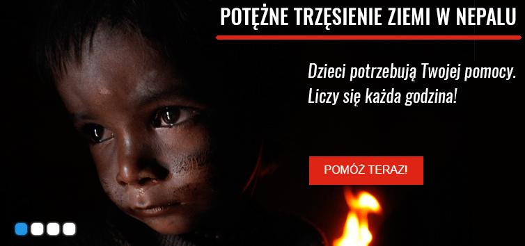 NICEF Polska – pomagamy dzieciom