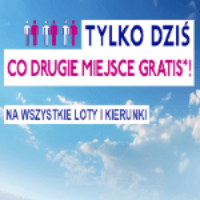 Wizz Air drugie miejsce gratis
